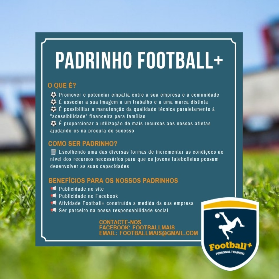 Padrinho Football+